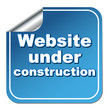 WEBSITE UNDER CONSTRUCTION ICON