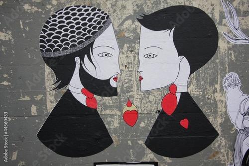 Fototapeten,kunst,künstlerbedarf,graffiti,paris