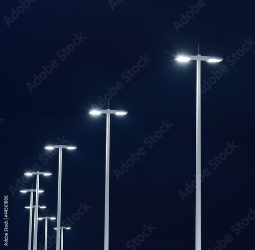 Street Lights - 44561886