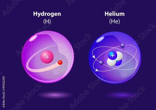 Helium and Hydrogen