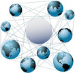 Join Earth worlds in your global network