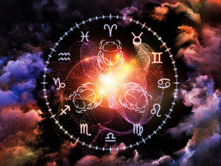 Astrology Backdrop