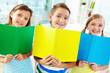 Cheerful learners