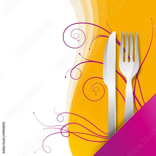 menu/carte restaurant