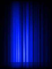 Blue abstract shiny background. EPS 8