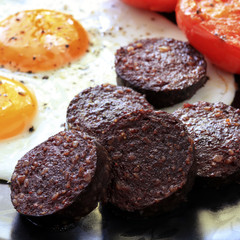 Black Pudding Breakfast
