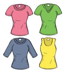 female t-shirt