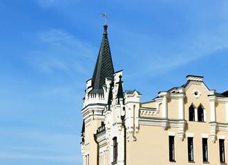 Здание на Андреевском спуске