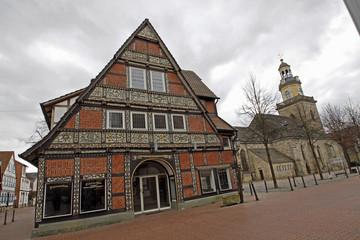 Schönes Bürgerhaus in Rinteln