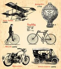 Fond transport  & voyage