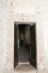 Church of St. Maria Impensole. Narni. Umbria. Italy.