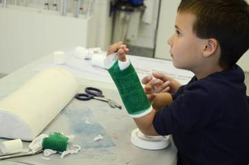 Kind in der Unfallchirurgie