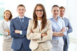 Detaily fotografie Business leadership