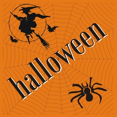 papier peint hallowen