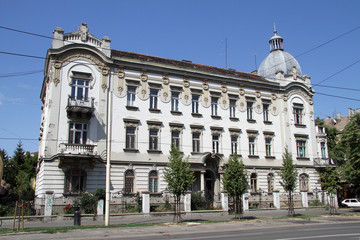 Building in Osijek