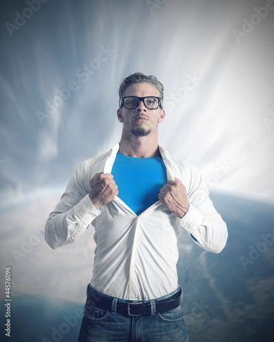 Power of a businessman