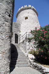 Tower of castle