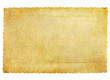 gold conceptual old paper