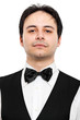 Waiter portrait