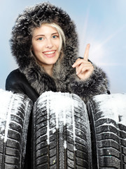 Change of tyres is realy important in winter for the safety