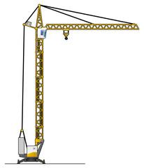 crane tower