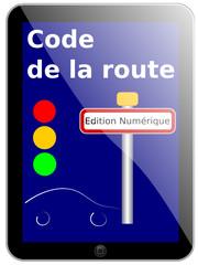 Tablette : Code de la Route