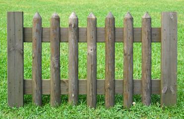 Gartenzaun - Garden Fence
