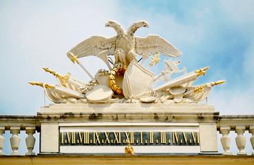 Wien.Schonbrunn palace