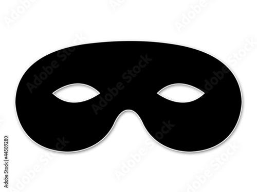 masque de zorro - 44589280