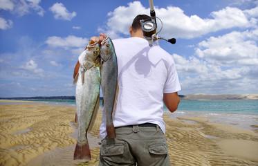Pêche aventure