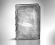 libro antico in Bianco e nero