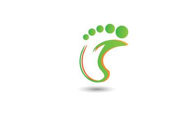 Concept pied