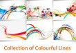 collection of colourful Lines