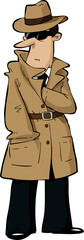 Cartoon Spy