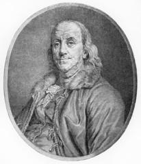 President Benjamin Franklin