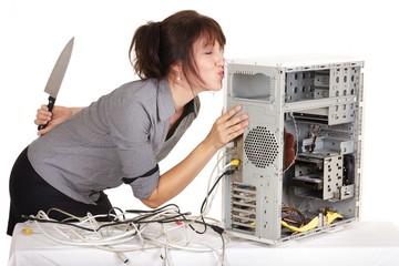kiss and kill my computer