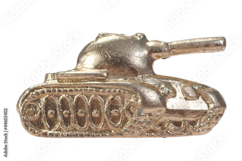 soviet army tank forces emblem isolated