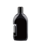 Cosmetic black bottle