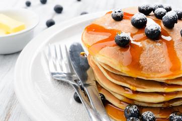 Breakfast flapjacks
