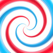 Abstract swirl background made of twirls