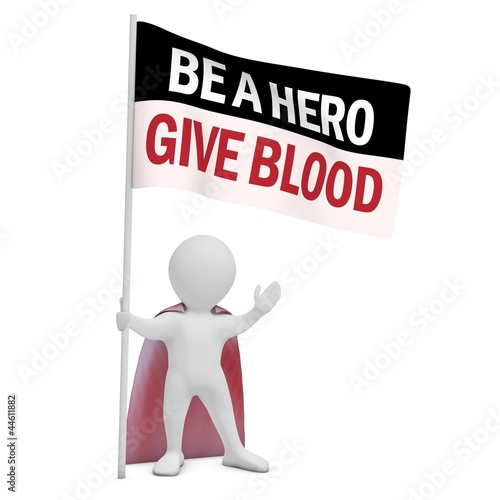 Spende Blut