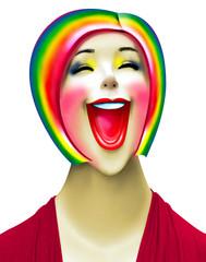 joie et rire
