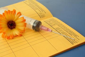 Impfbuch