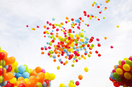 Baloon full colour
