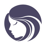Fototapeta ikona - kobieta - Kobieta