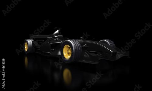 Naklejka Formula 1 Car