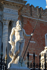 The statues of Venice - 499
