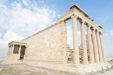 Ancient greek building