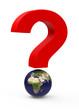 Die Frage um die Welt