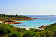 Spiaggia del Principe, Costa Esmeralma, Sardinia (Italy)